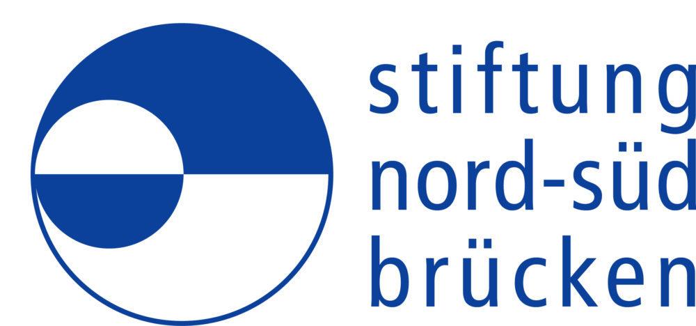Logo der Stiftung Nord-Süd-Brücken
